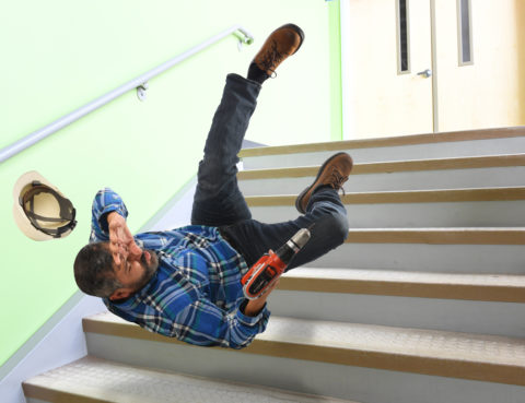 Slip and fall injuries and settlements in Arizona